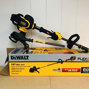 """Dewalt String Trimmer 15"""" Brushless """"tool Only """" for Sale in Anaheim, CA"""