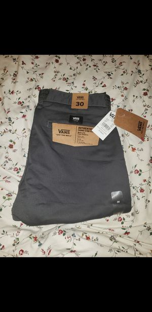 Vans Off The Wall Mens Authentic Chino Stretch for Sale in South Gate, CA