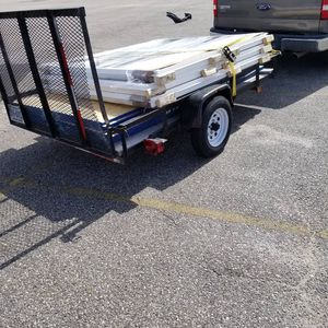 5x8 trailer for Sale in Chesapeake, VA