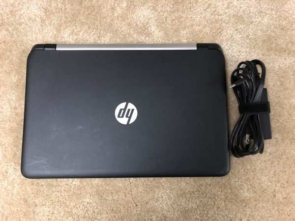 Barely Used HP 15 Notebook PC (Computer)