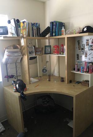 Corner desk for Sale in Chula Vista, CA