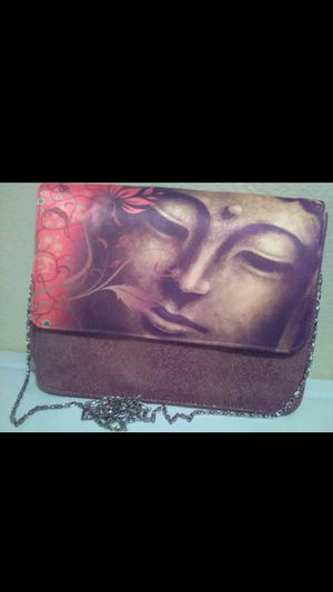 BEAUTIFUL ART CROSS BODY PURSE for Sale in Vancouver, WA