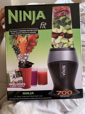 Brand new Ninja Fit blender for Sale in Vancouver, WA