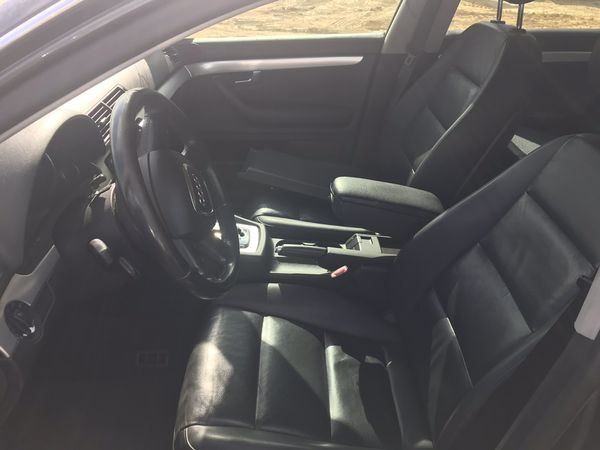2008 Audi A4 parts