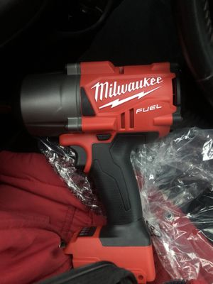 BRAND NEW MILWAUKEE 18 FUEL 1/2 IMPACT WRENCH JUST TOOL!!!! for Sale in Washington, DC