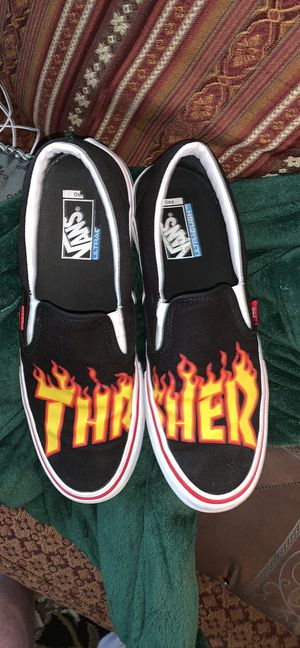 Thrasher X vans for Sale in Springdale, AR