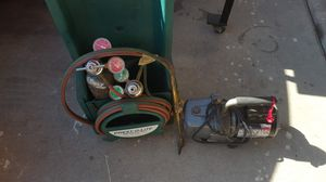 Turbotorch and vaccum pump for Sale in Phoenix, AZ