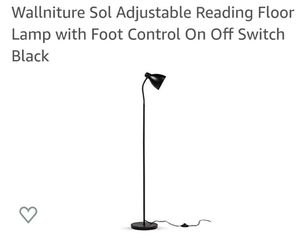 Reading floor lamp for Sale in Pico Rivera, CA