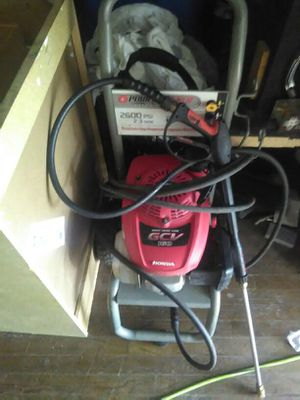 Honda power washer for Sale in Detroit, MI