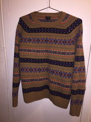 J Crew Wool sweaters (Small) .Men's for Sale for sale  Maplewood, NJ