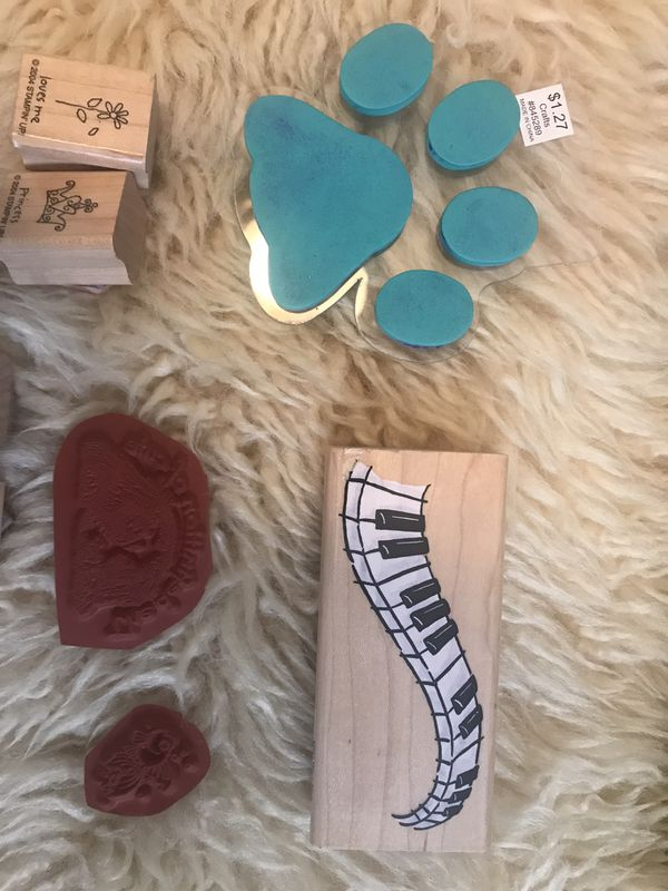 Rubber Stamps (11)