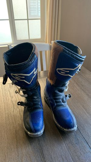 Alpine stars boots size 13 great shape for Sale in Norwalk, CA