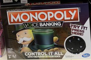 Monopoly voice banking for Sale in Merrick, NY