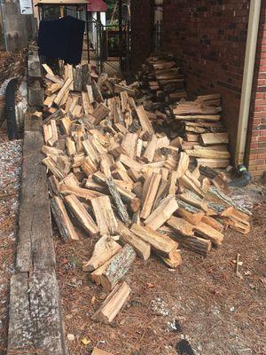 Oak Firewood for Sale in Columbia, SC