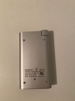 Sony portable headphone amplifier for Sale in San Diego, CA