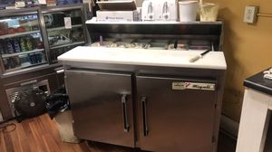 Refrigerated sandwich prep station for Sale in Orange, VT