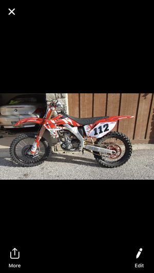 08 crf250r for Sale in Holtwood, PA