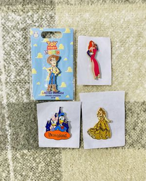 Disney pins lot for Sale in Compton, CA
