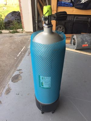 Scuba tank for Sale in Fort Worth, TX
