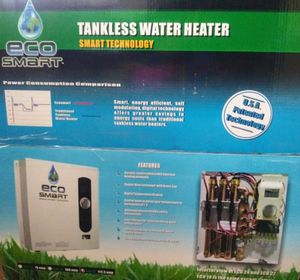 Eco Smart 27 Tankless water heater, brand new for Sale in Apopka, FL