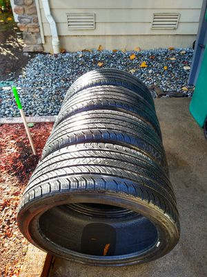 225/40R18 : CONTINENTAL PROCONTACT A/S Tires for Sale in Bellevue, WA