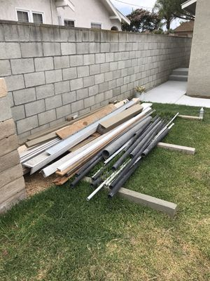 ABS pipe and lumber for Sale in Long Beach, CA
