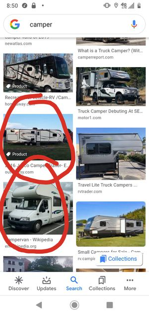 Single family in severe need of an RV an or a Camper! Please help! for Sale in Austin, TX