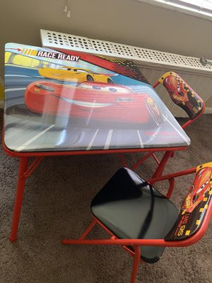 Kids table chair set for Sale in Washington, DC