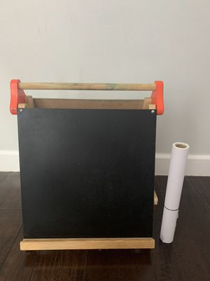 White board and Chalkboard with paper role for Sale in Orlando, FL
