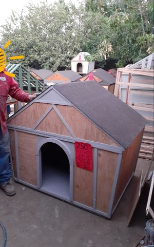 dog house for sale $250 for Sale in Corona, CA