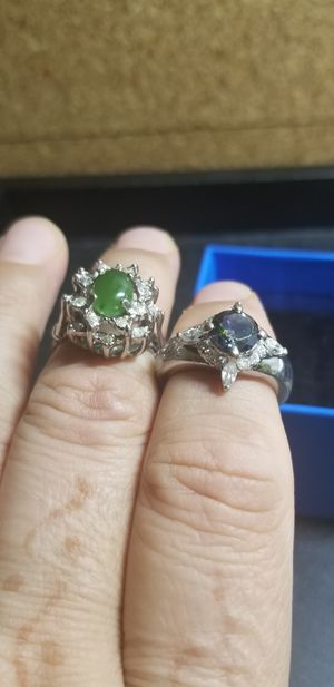 VINTAGE STERLING RINGS COMBO for Sale in Fairfax, VA