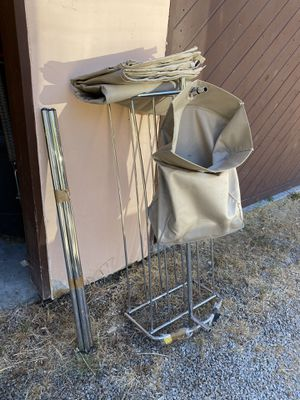 Portable canvas closet for Sale in Arroyo Grande, CA