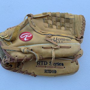 """Rawlings 12.5"""" RTD 19 Tony Gwynnu Fastback Baseball Glove for Sale in Sylmar, CA"""
