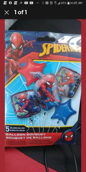 Spiderman Balloons for Sale in Inglewood, CA
