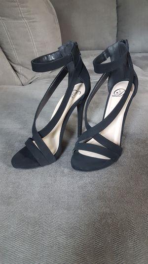 Black stiletto high heels - Size 7.5 for Sale in Nashville, TN