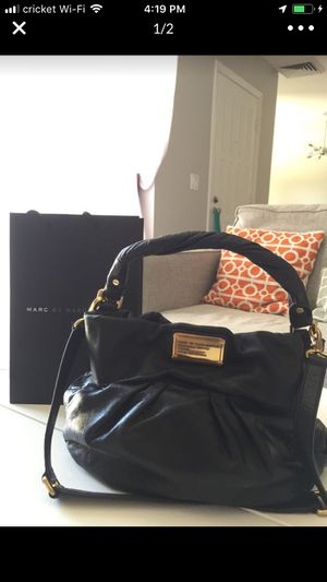 Marc By Marc Jacobs Leather Bag for Sale in West Palm Beach, FL