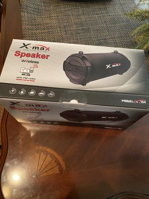 Bluetooth speaker for Sale in Hanford, CA