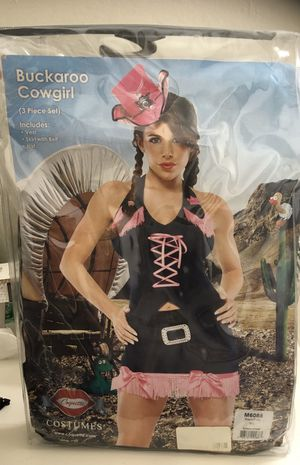 Women's Sexy Cowgirl Costume for Sale in San Mateo, CA