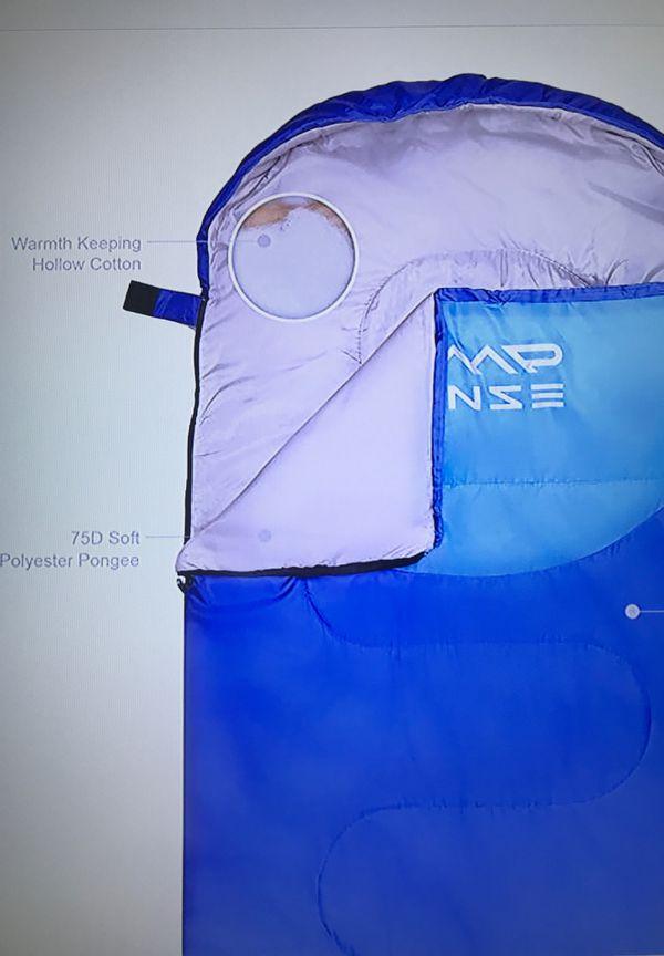 CampFENSE sleeping bag