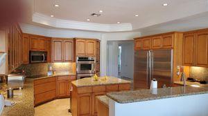 Kitchen cabinets large kitchen for Sale in Miami Beach, FL