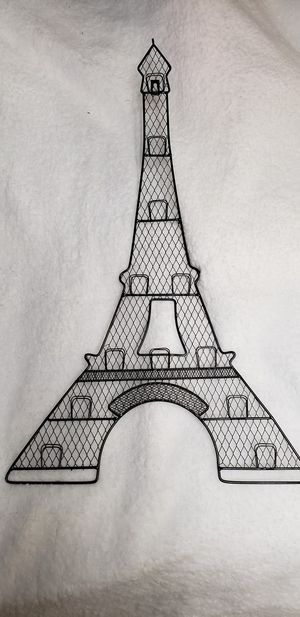 Eiffel Tower Hanging Decor for Sale in Valley Stream, NY