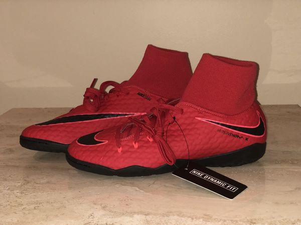 f70797a8a Nike HypervenomX Phelon 3 DF IC Soccer Cleats 917768-616 Sizes Men s US 7-11