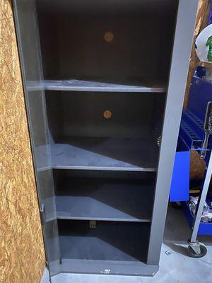 Tall 4 shelf cabinet for Sale in Gallatin, TN