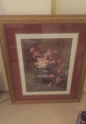 Picture frame for Sale in Germantown, MD
