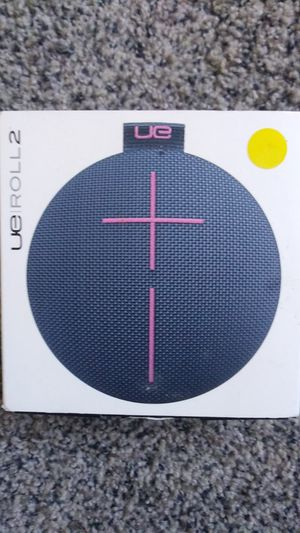 Logitech UE Roll2 Bluetooth Speaker with Floatie. Brand new. Never used. for Sale in Palmetto, FL