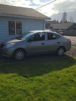 2012 Nissan Versa for Sale in North Plains,  OR