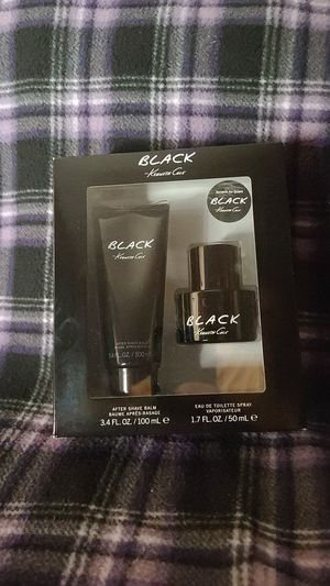 Black gift set by Kenneth Cole for Sale in Rockwall, TX