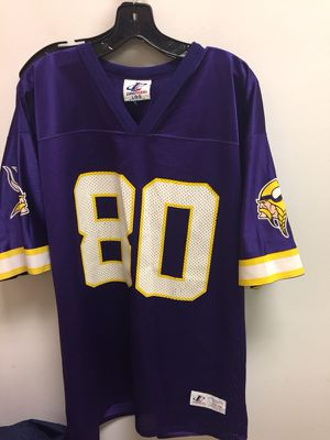 Cris carter Vikings jersey sz L for Sale in Burke, VA