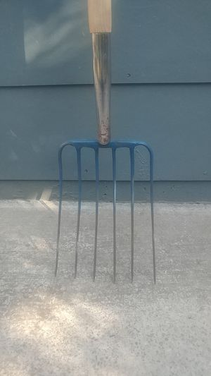 Pitch fork for Sale in Sacramento, CA