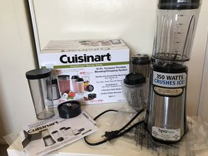 Cuisinart SmartPower 32 oz. 3-Speed Stainless Steel Compact Blender for Sale in Arcadia, CA